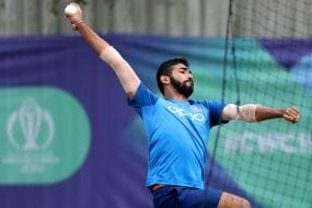 ICC World Cup 2019: 'Nobody Tells Batsmen Not to Hit' - Bumrah on High Intensity in Nets