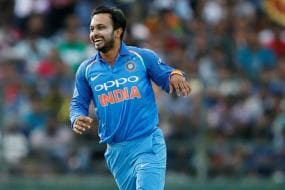 I Could Play so Many ODIs Because of Dhoni's Support: Kedar Jadhav
