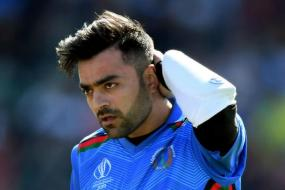 Afghanistan vs New Zealand: Afghanistan Wait on Rashid After Concussion Test