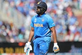 Rohit Sharma 'Facepalms' Over Image of Controversial Dismissal