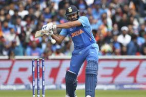 India vs Pakistan: Rohit Sharma's 24th Ton Helps India Set 337 Run Target in Manchester