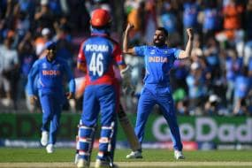 India vs Afghanistan | Very Happy I Got the Hat-trick, Such Chances are Rare: Shami