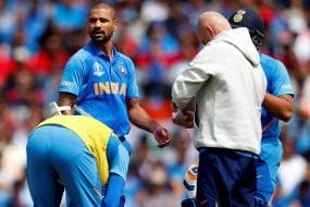 ICC World Cup 2019 | Dhawan Tweets Philosophical Poetry to Keep Spirits Up After Injury Blow