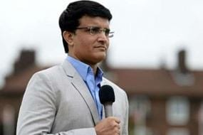 Playing Under Pressure Tougher Than BCCI President's Job: Sourav Ganguly
