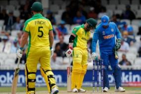 India vs Australia | Stubborn Zings Bails Leave Kohli, Finch Nonplussed