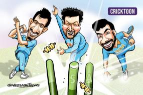 ICC World Cup 2019 | The Bum-Kul-Cha Troika That Choked South Africa