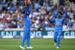 India vs Australia | India's Wrist Spinners Wrest Initiative in Middle Overs