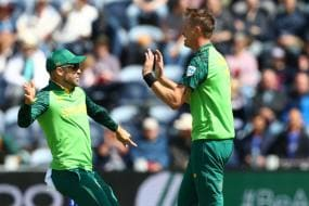 South Africa Finally Set Foot on Their Yellow Brick Road to Semifinals
