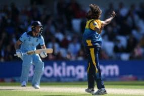 England vs Sri Lanka: Malinga Inspires Lanka to 20-run Win at Headingley