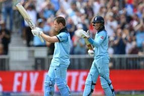ICC World Cup 2019 | Morgan Ton Powers England to 150-Run Win Over Afghanistan