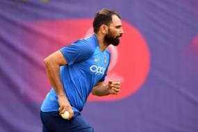 Mohammed Shami Wants Bowler Friendly Pitches to Compensate for Saliva Ban