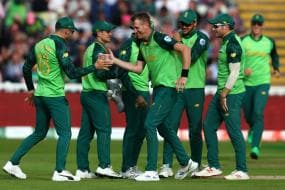ICC World Cup 2019: Twitter Compliments 'Clinical' Proteas Taking Down Sri Lanka