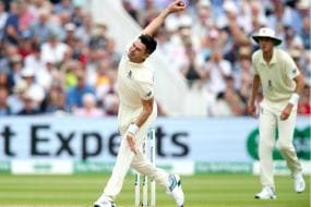 Ashes 2019: Anderson Steps Up Recovery Ahead of Fourth Test