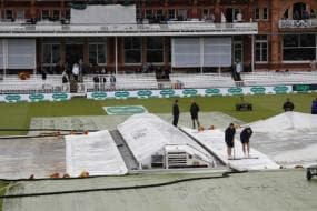 Ashes 2019   Archer Receives Test Cap in Washed Out First Day