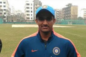 Duleep Trophy: Lomror's 126 Takes India Red to 404-9 Against India Green