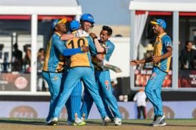 Winnipeg Hawks Survive Russell Blast to Win Global T20 Title