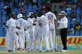 In Pics, India vs West Indies, India Register Massive Win