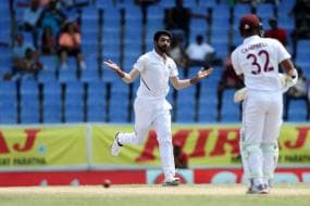 India vs West Indies | Bumrah Becomes Third Indian to Take a Test Hat-trick