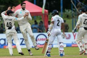 New Zealand Thrash Sri Lanka by Innings and 65 Runs to Level Series