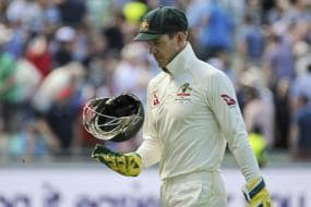 Ashes 2019: Australia Captain Paine Dismisses Archer's 'Panic' Jibe