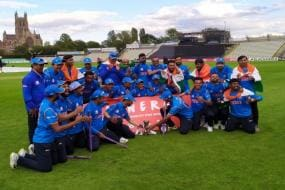 BCCI to Reward Victorious Physically Challenged Cricketers