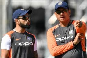 Simmons Withdraws, Shastri Favourite to be Named India Coach this Evening