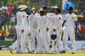 Sri Lanka vs New Zealand: Dananjaya Five-for, Taylor Fifty Marks Rain-Hit Day One