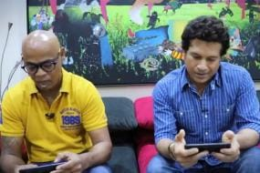 Tendulkar, Kambli Celebrate Friendship Day with One-on-One Battle