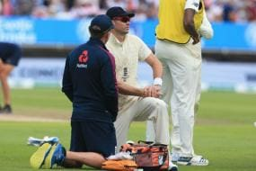 Ashes 2019 | Calf Injury Forces Anderson Out of Lord's Test