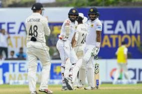 Sri Lanka vs New Zealand: Karunaratne & Thirimanne Fifties Take Hosts Closer to Win at Galle