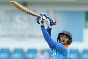 Kishan's Brisk Fifty Takes India A to Narrow Win in Rain-hit Second Match
