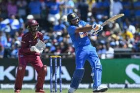India vs West Indies | Rohit Stars as India Seal Series in Rain-curtailed Second T20I