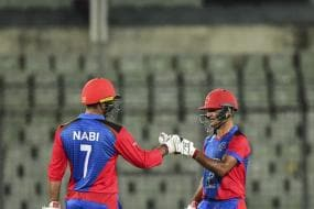 Zadran Half-century Helps Afghanistan to Record Victory