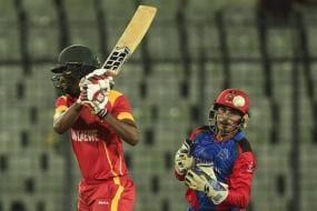Retiring Masakadza Leads Zimbabwe to Maiden Win Over Afghanistan