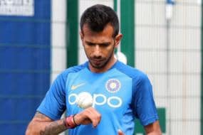 Yuzvendra Chahal Says He is Missing Practice and Fielding Drills with Coach R Sridhar