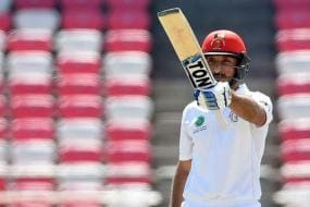 Rahmat Shah Steers Afghanistan With Historic Ton Against Bangladesh