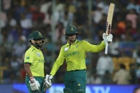 India vs South Africa | De Kock Leads Proteas to 9-wicket Win After India's Batting Collapses