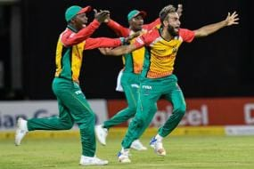 CPL 2019: Warriors Trump Tallawahs to Go Two Points Clear at Top