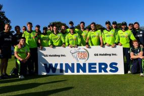 Ireland Beat Scotland by One-run in a Thrilling Tri-series Final