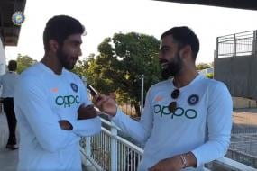 'Owe My Hat-trick to You' - Elated Bumrah Tells Kohli After Heroics