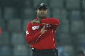 Umpire Nitin Menon to Make Test Debut in Afghanistan-West Indies Match