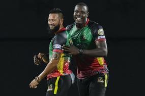 CPL 2019: St Kitts & Nevis Patriots Beat Jamaica Tallawahs Despite Phillips Blitz