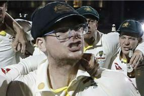 Ashes 2019: Langer Denies Smith Was Mocking Leach with Glasses Celebration