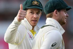 Tim Paine Played With Broken Thumb in 5th Ashes Test
