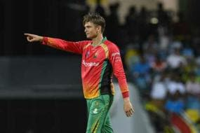 CPL 2019: Green & King Help Guyana Post Big Win Over Tridents in Rain-marred Encounter