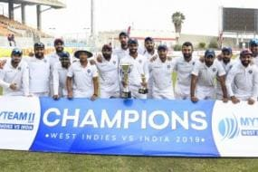 In Pics, Virat Kohli and Co. Seal Series Triumph