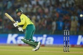 Quinton de Kock Open to Lead South Africa in T20Is in Future