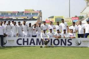 In Pics, India vs South Africa, Third Test Day Four in Ranchi