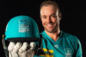 AB de Villiers to Make Big Bash League Debut with Brisbane Heat