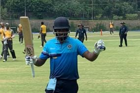 Sanju Samson Smashes Record-breaking Double Hundred Against Goa